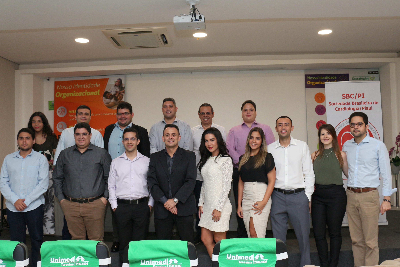 Recepção aos novos cardiologistas do Piauí - SBC/PI - 12 de março de 2020