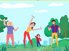 Criançada também precisa se exercitar; saiba por que e como