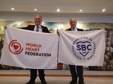 SBC saúda o Prof. Dr. Fausto Pinto pelo início de seu mandato como presidente da WHF
