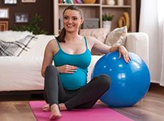 Grávidas saudáveis devem praticar exercícios físicos; cardiopatas precisam de avaliação individual
