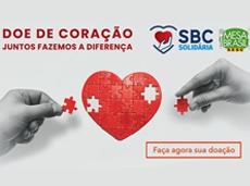 Campanha SBC Solidária já está disponível para doações